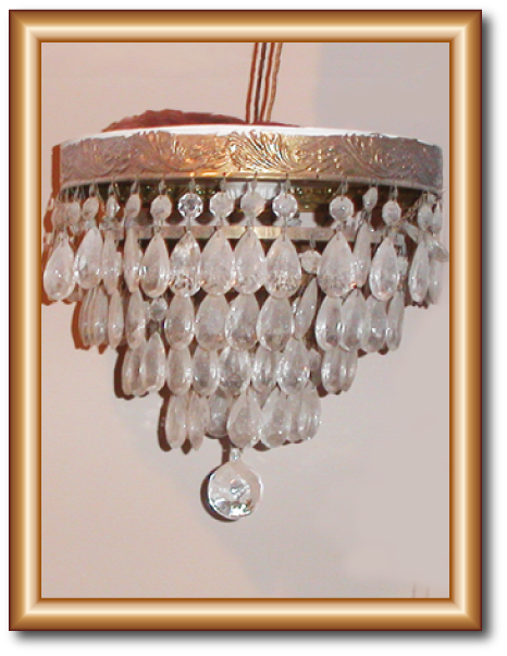 Chandelier repair los angeles fallcreekonline crystal chandelier restoration 1 light tiered pear drops crystal aloadofball Image collections